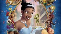 Canvas Print, Oil Painting catroon,The Princess and The Frog Home Decor 16x28