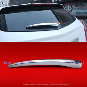 ABS Chrome Rear Wiper decoration cover trim For Cadillac SRX 2010-2015