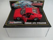 1:43 Ferrari 288 GTO-EVO Red open/close Joef in Case. n BBR,MR