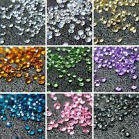 10000pcs WEDDING DECORATION Scatter Table Crystals DIAMONDS ACRYLIC CONFETTI