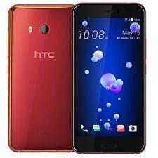HTC U11 6GB Ram 128GB Dual Sim 4G ohne SIM-Lock - Rot (Global Ver.)