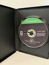 Monster Hunter: World Video Game for Xbox One Game Disc Only