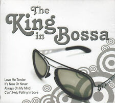 The King in Bossa (CD, 2007 Able Music) Elvis Presley Hits Jazzed Up/Phillipines