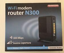 Wi-Fi Modem Router N300 Sitecom