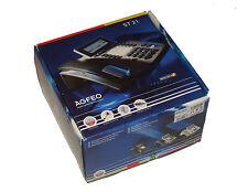 Agfeo ST21 UP0 Systemtelefon Telefon silber/schwarz Neuwertig !!!            *80