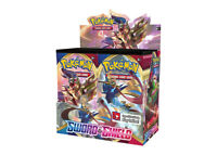 Pokemon Chines TCG Sword & Shield Darkness Ablaze Booster Box 36 Booster Packs