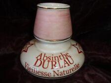 Pyrogene Publicite Alcool Absinthe Bar Allumettes Match Striker Holder Ceramique