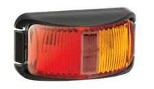 Narva 91602 LED Red / Amber Side Marker with Clear Lens Truck Trailer Light