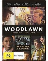 Woodlawn (DVD, 2016) NEW