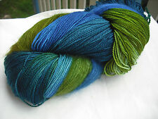 Fleece Artist Merino 2/6 & Handmaiden Angel Hair Duo Knitting Yarn