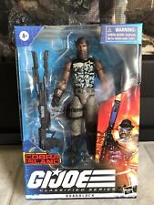 Roadblock figure Cobra Island exclusive GI Joe Classified Series MIB