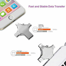 8GB 32G USB 3.0 Flash Drive Memory Stick Type C OTG Thumb For iPhone Android PC
