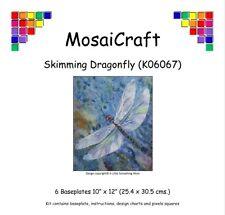 MosaiCraft Pixel Craft Art Mosaic Kit 'Skimming Dragonfly' Pixelhobby