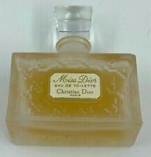 Dior MISS DIOR EAU DE TOILETTE 5 ml 0.17 FL OZ MINIATURE vintage