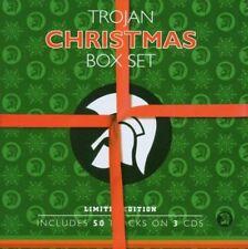 VA - Trojan Christmas Box Set YELLOWMAN MAYTALS DEKKER 3CD