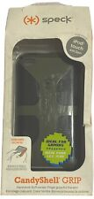 Speck CandyShell Grip Case -Moss Green/Black for iPod Touch 4G SPK-A0265 NOS