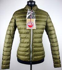 COLMAR ORIGINALS PUNK Down Jacket Daunen Jacke Damen Oliv Gr.32 NEU mit ETIKETT