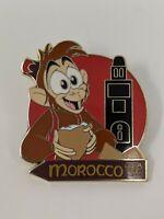 Abu Aladdin Morocco 2018 Epcot Food And Wine Festival Mystery LR Disney Pin