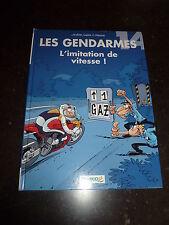 Jenfevre / Suplice - Les gendarmes 14 - L'imitation de vitesse ! - Bamboo