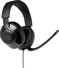 JBL - Quantum 200 Wired Stereo Gaming Headset for PC, PS4, Xbox One, Nintendo...