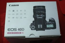 Canon EOS 40D Digital SLR Camera - BODY ONLY - complete box