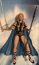 Marvel Legends Custom VALKYRIE - Lady Thor Odinson Sif Woman Satanna Loki Hela