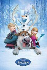 "Frozen Movie - Snow Group - Maxi Poster - 24"" x 36"""