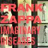 Frank Zappa : Imaginary Diseases: Live album (2017) - CD