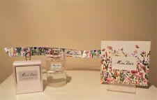 """Dior  """" Miss Dior """"  NEW ! miniature eau de parfum 5ml+carte et bracelet à nouer"""