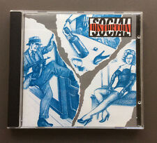 SOCIAL DISTORTION - Social Distortion CD NEW 1990 Mike Ness Punk Rock