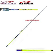 "XZOGA LEMAX ""SLIMMAX"" Slow Pitch Jigging Fishing Rod Premium Edition"