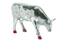 Cow Parade Large Mira Moo Silver 46342 Cowparade Collectable Figurine Xmas Gift