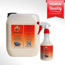 Spray de Cera Coche Lackfinish con Carnaubawachs Kit 5,5L Premium Sebatop