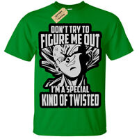 Kids Boys Girls  I'm a special kind of twisted T-Shirt dragon T-Shirt