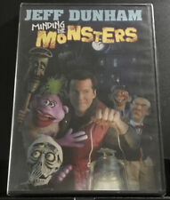 Jeff Dunham: Minding the Monsters (DVD) BRAND NEW FACTORY SEALED