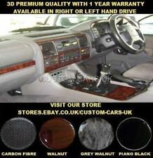 LAND ROVER DISCOVERY SERIES 2 1998-2004 - Dash Kit - Walnut  Carbon  Piano Black