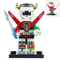 Voltron - The Super Robot Lego DYI Minifigure For Kids, Brand New & Sealed