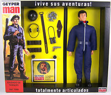"Geyperman Tank Soldier set (Muscle Body) Spain's GI Joe! 12"" Figure GM-7008M"