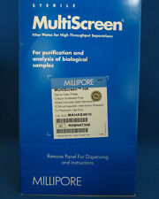 Millipore Multiscreen-HA Styrene 96 well Microplates 0.45µm 5 Plates MAHAS4510