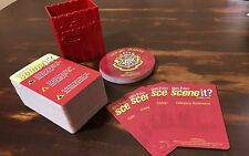 2005 Harry Potter Scene It 1st Edition Replacement Question & House Point Cards