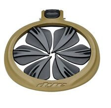New Dye Paintball Rotor R2 QuickFeed Quick Fast Feed Speed Gate - Black/Gold