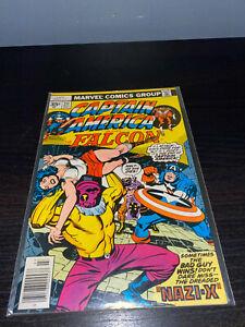 CAPTAIN AMERICA 211 35 cent variant NM