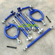 For Nissan 240SX S13 300ZX Z32 Rear Camber Tension Traction Toe Suspension Kit