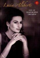 LUCIA ALIBERTI - LIVE AT SEMPEROPER DRESDEN  DVD  15 TRACKS OPERA  NEU