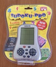 Sudoku Pro - RARE AND UNOPENED As Seen On TV Sudoku LCD Game