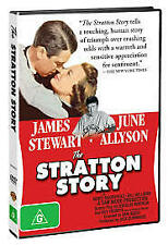 The Stratton Story DVD Postage Within Australia Region 4