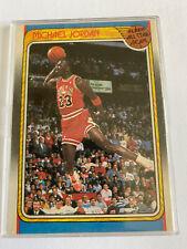 1988 Fleer Michael Jordan Fleer All Star Team 120