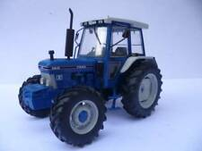 Ford 5610 4wd tractor Force II wide wheel Conversion 1:32 scale Farm TRAKTOR