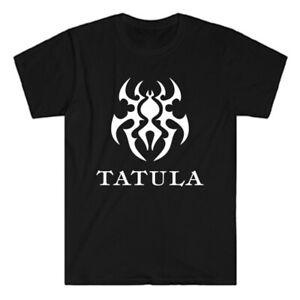 DAIWA Fishing Tatula Logo Men's Black T-Shirt Size S to 3XL