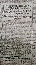 1915 36 Deggendorf / Seeböck aus Frohnstetten / Zeppelin